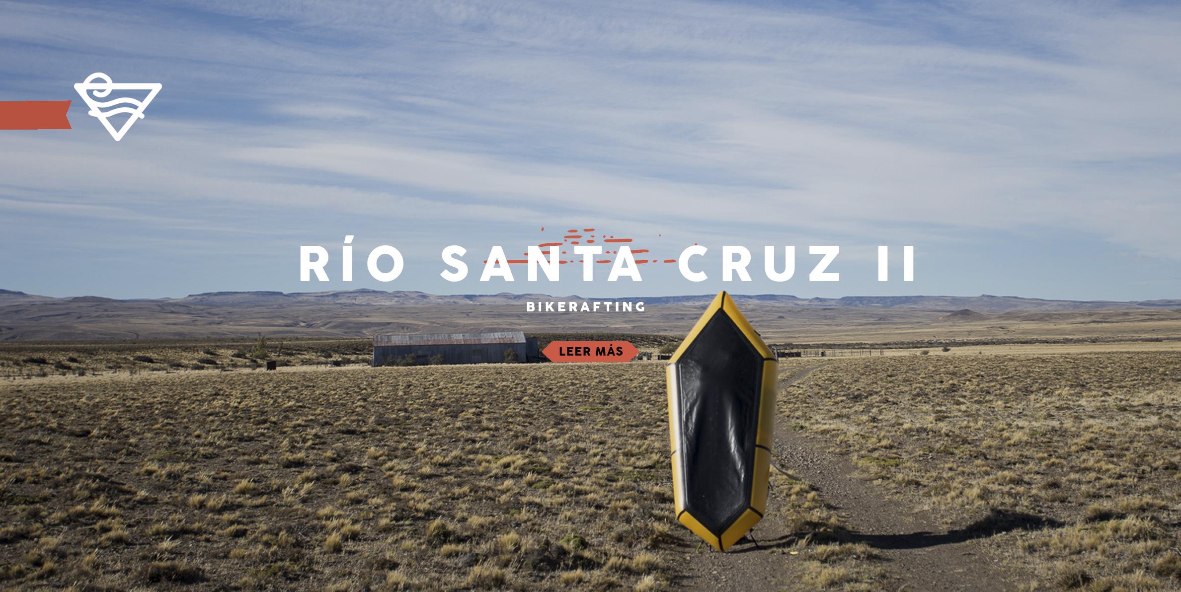 Rio Santa Cruz 2 opcion a